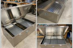 alumiiniumist kast