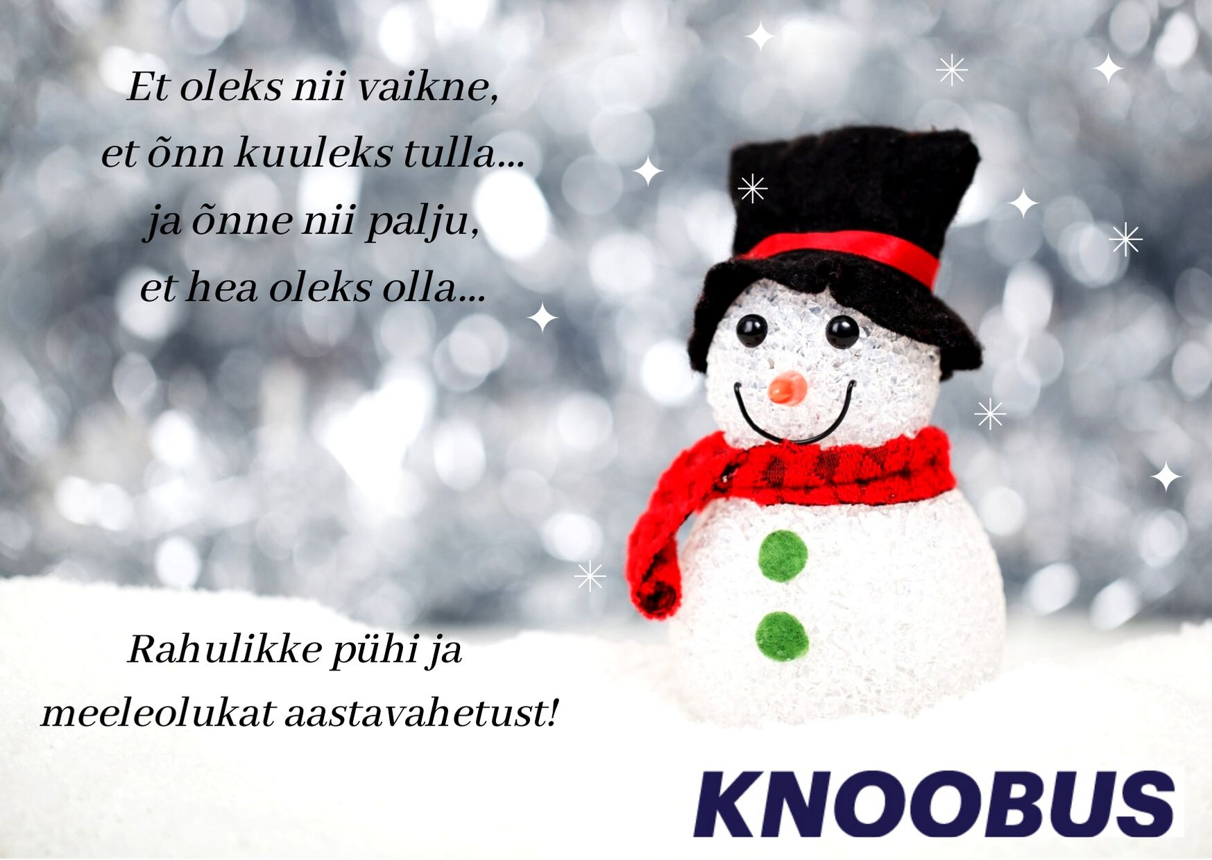 Jõulukaart